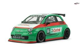 Abarth 500 Asetto Corsa Green SW