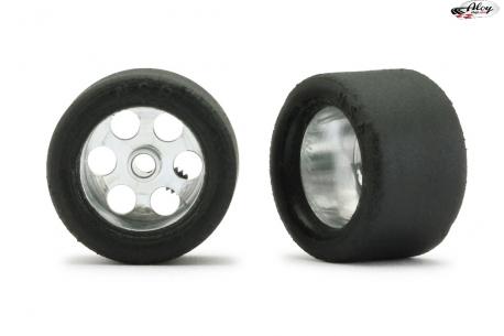 Set ruedas traseras 20x12,5 mm Extremegrip