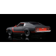 Ford Mustang Boss 302 1969 BRM Black Edition