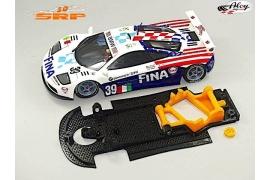 Chassis ( pivot ) McLaren F1 GTR MR Slot