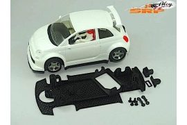 Chassis Fiat Abarth 500 Anglewinder NSR