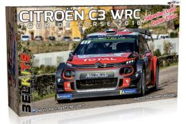 Citroen C3 WRC 2018 Tour de Corse