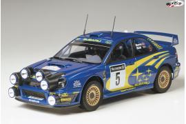 Subaru Imprezza WRC 01 RAC Rally