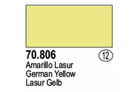 Yellow stain (12)