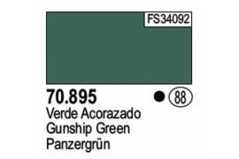 Green battleship. (88)