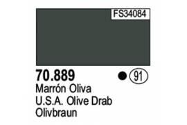 Brown olive (91)