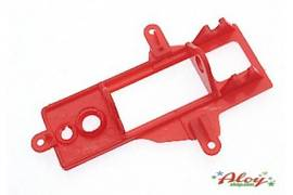 Motor support inline EVo-2 extra hard red