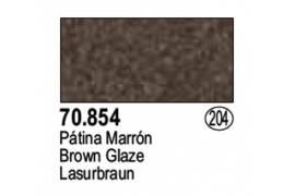Brown patina (204)