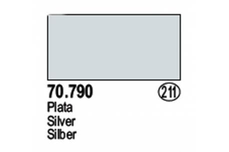 Silver 'Metallic' (211)
