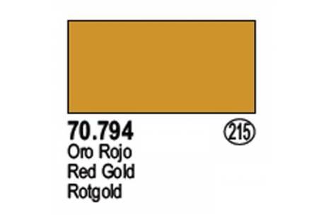 Golden red 'Metallic' (215)