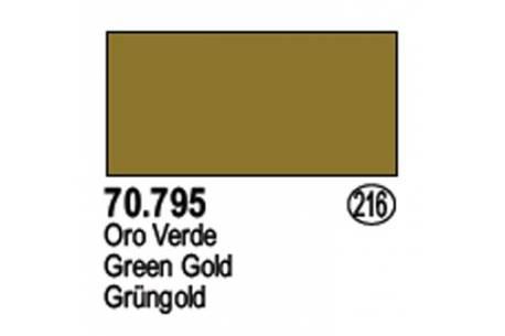 Oro Verde 'Metallic' (216)