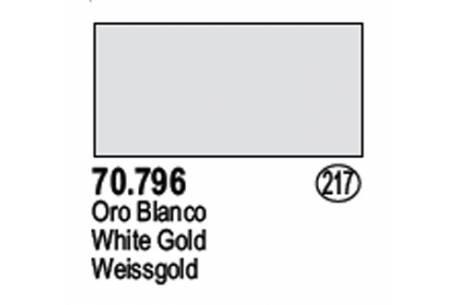 Gold White 'Metallic' (217)