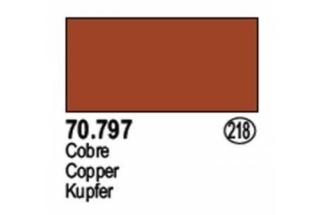 Copper 'Metallic' (218)