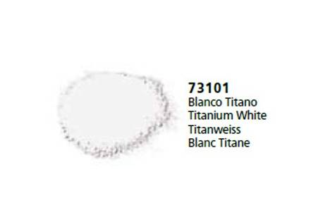 Blanco Titano 'Vallejo Pigments'