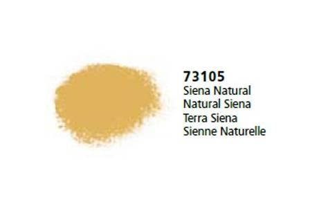 Siena Natural 'Vallejo Pigments'