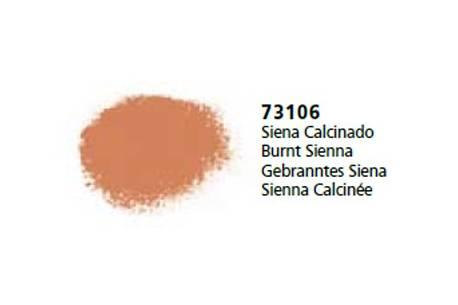 Siena Calcinado 'Vallejo Pigments'