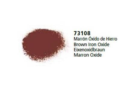 Marrón Oxido de Hierro 'Vallejo Pigments'