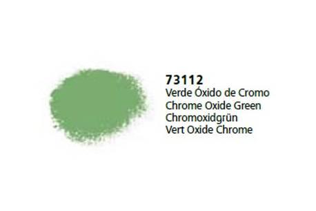 Verde Oxido de Cromo 'Vallejo Pigments'