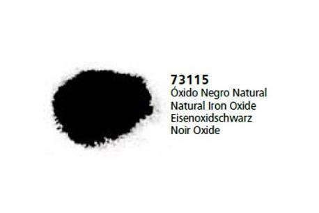 Oxido Negro Natural 'Vallejo Pigments'
