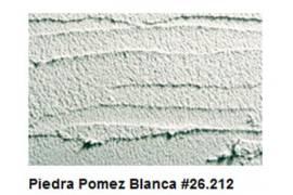 Piedra Pomez Blanca