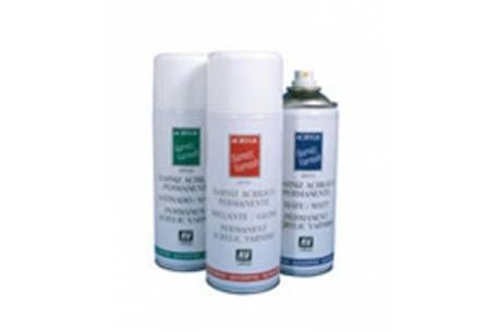 Spray varnish acrylic Matt 400ml