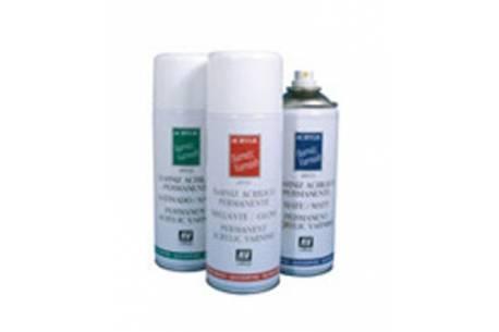 Spray acrylic varnish satin 400ml