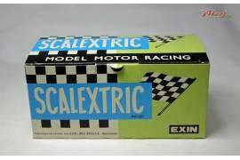 Caja de carton reproducción caja original de EXIN