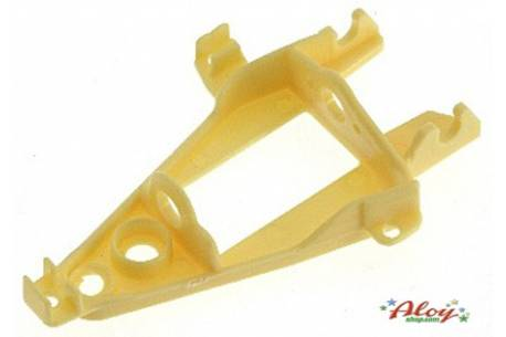 Motor support extra-soft yellow triangular inline.