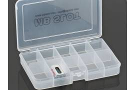 Box 10 compartments