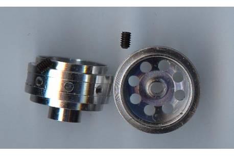 RIM AS 15X8mm 3/32 Alum.alig.