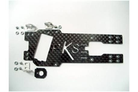 Chassis based ESC 1:24