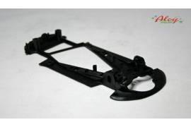 Audi R8 STD black chassis