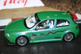 Alfa Romeo 147 GTA tuning (A751)
