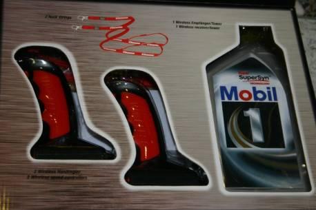 Set mandos infrarrojos Pro-X