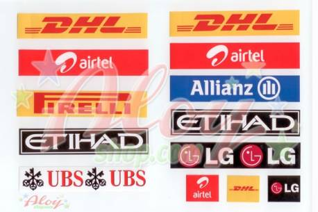 SPONSORS WALL 'ASIA 2'
