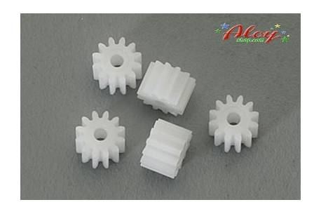12 teeth sprocket M50 Nylon 7mm diameter