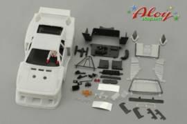 Bodywork lancia Beta Montecarlo kit