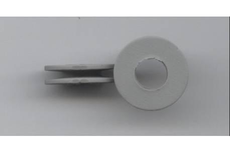 Polea transmision 9mm diametro (2udes)