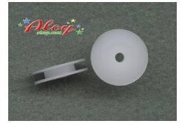 Poleas nylon delrin simple 8mm 1:24(2udes)