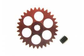 Crown 31 z. SideWinder 17.5 mm. Red