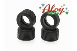 Tires rubber 22x12mm G-1 hatchings Evo2
