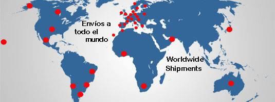 Ventas Mundiales